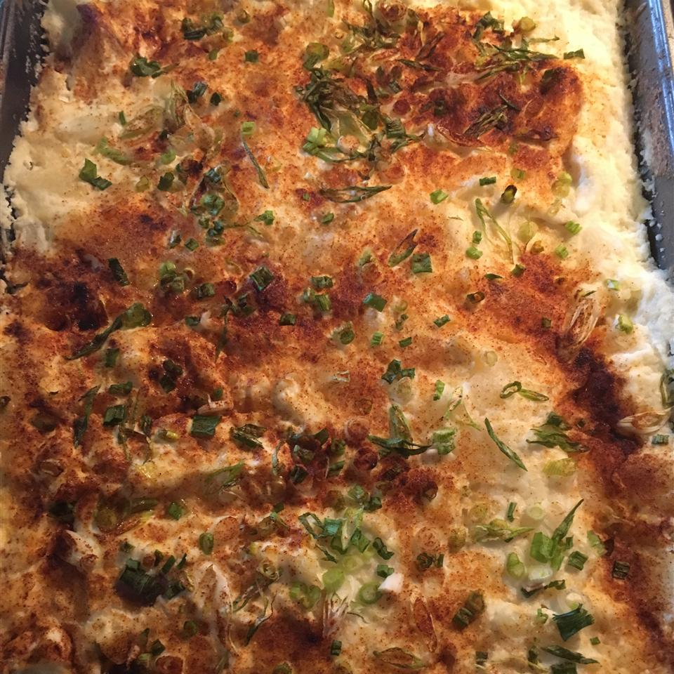 Irish Potato and Chive Casserole
