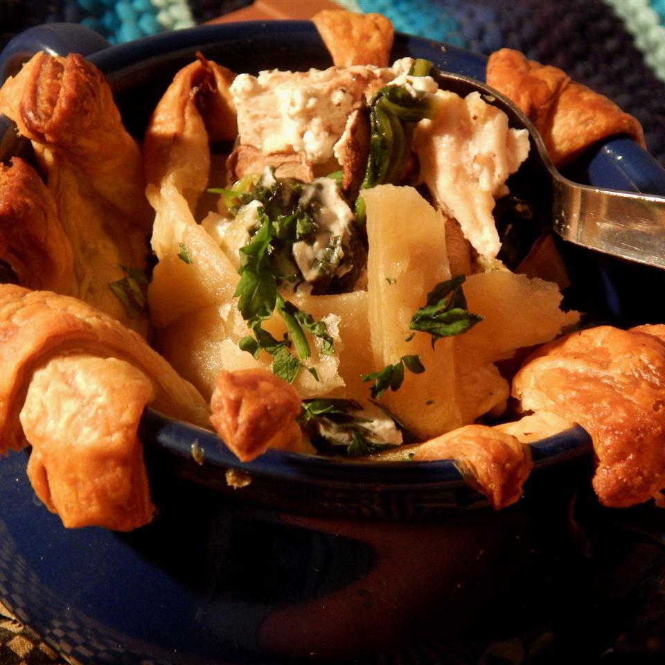 Mom's Chicken Pie
