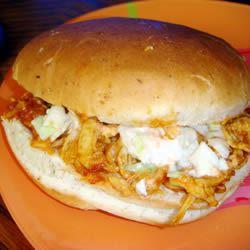 BBQ Chicken Sandwiches PTMUGUCA