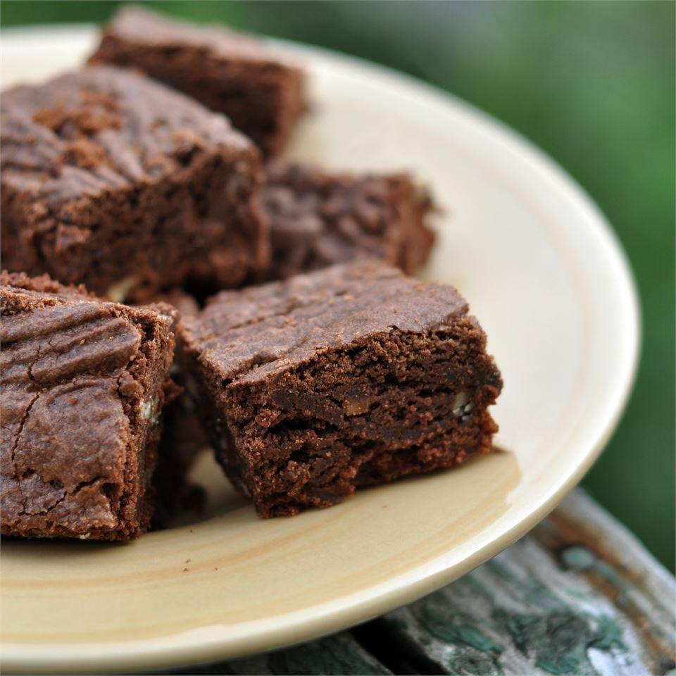 Fudgy Brownies I_image