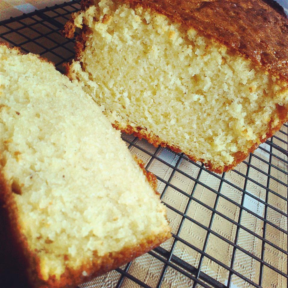 Eggnog Quick Bread image