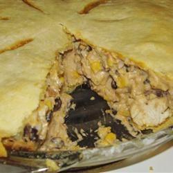 Southwest Chicken Pie Josh's Mommy