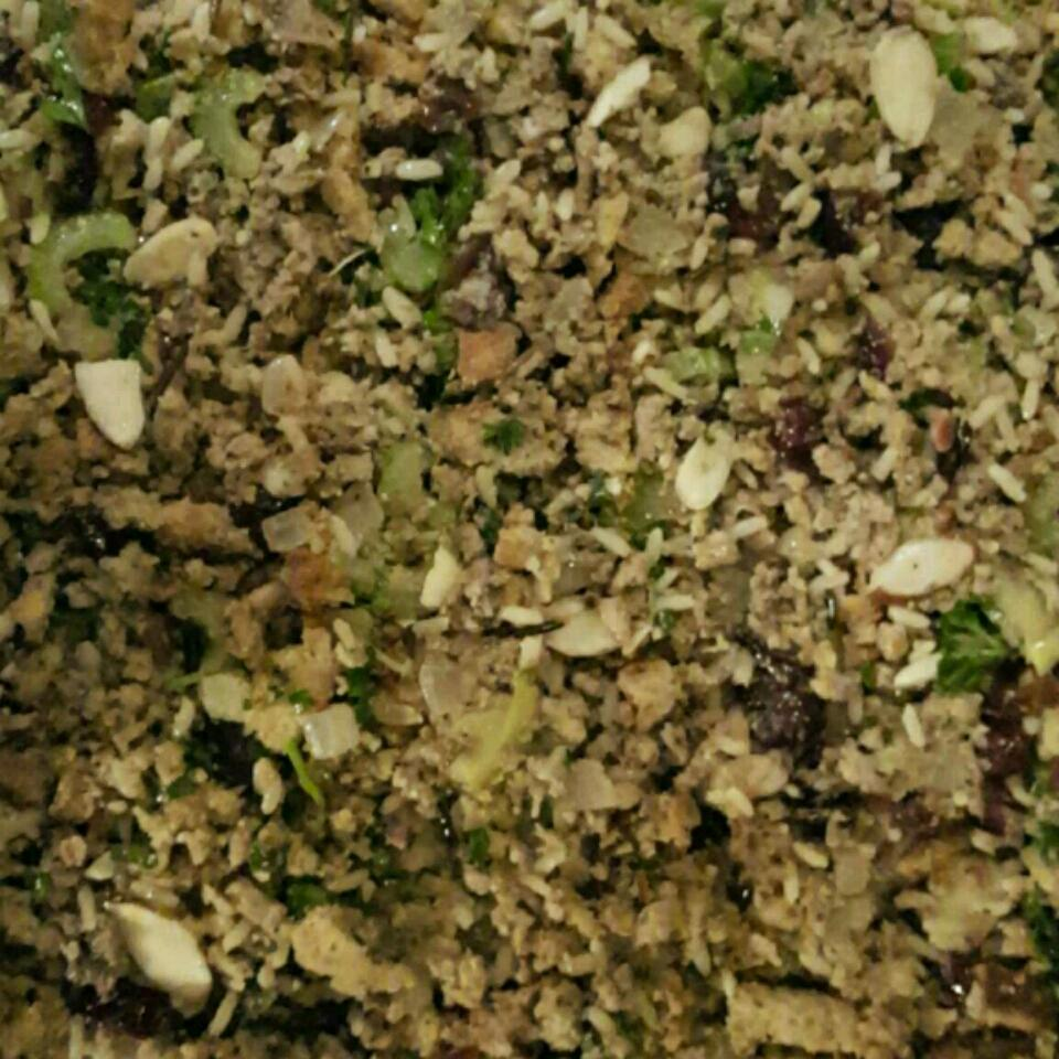 Wild Rice and Apple Dressing