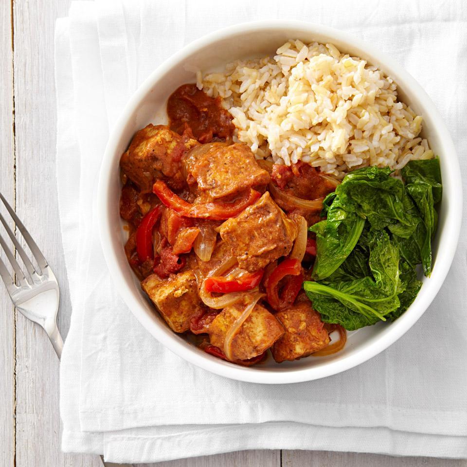 Vegetarian Tikka Masala EatingWell Test Kitchen