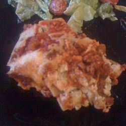 Donna's Lasagna
