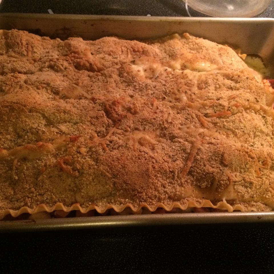 Chicken Cordon Bleu Lasagna Chef Boy R Drew