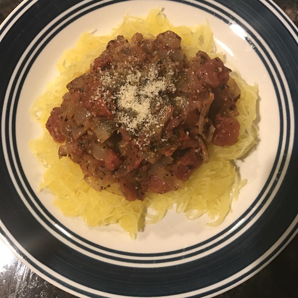 Italian Spaghetti Squash Judy in Delaware