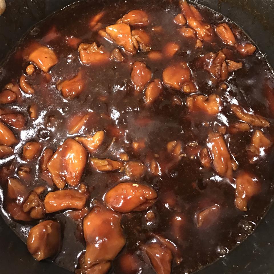 Best Bourbon Chicken