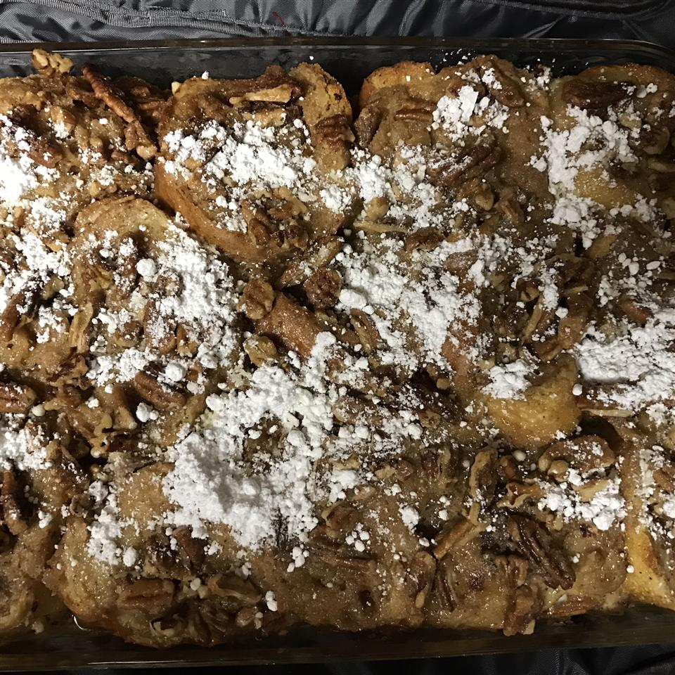 Baked French Toast Casserole Wendy Frye