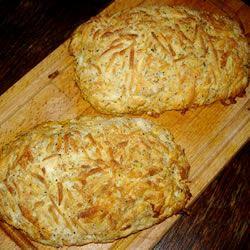 Cheese Herb Bread SummerRain