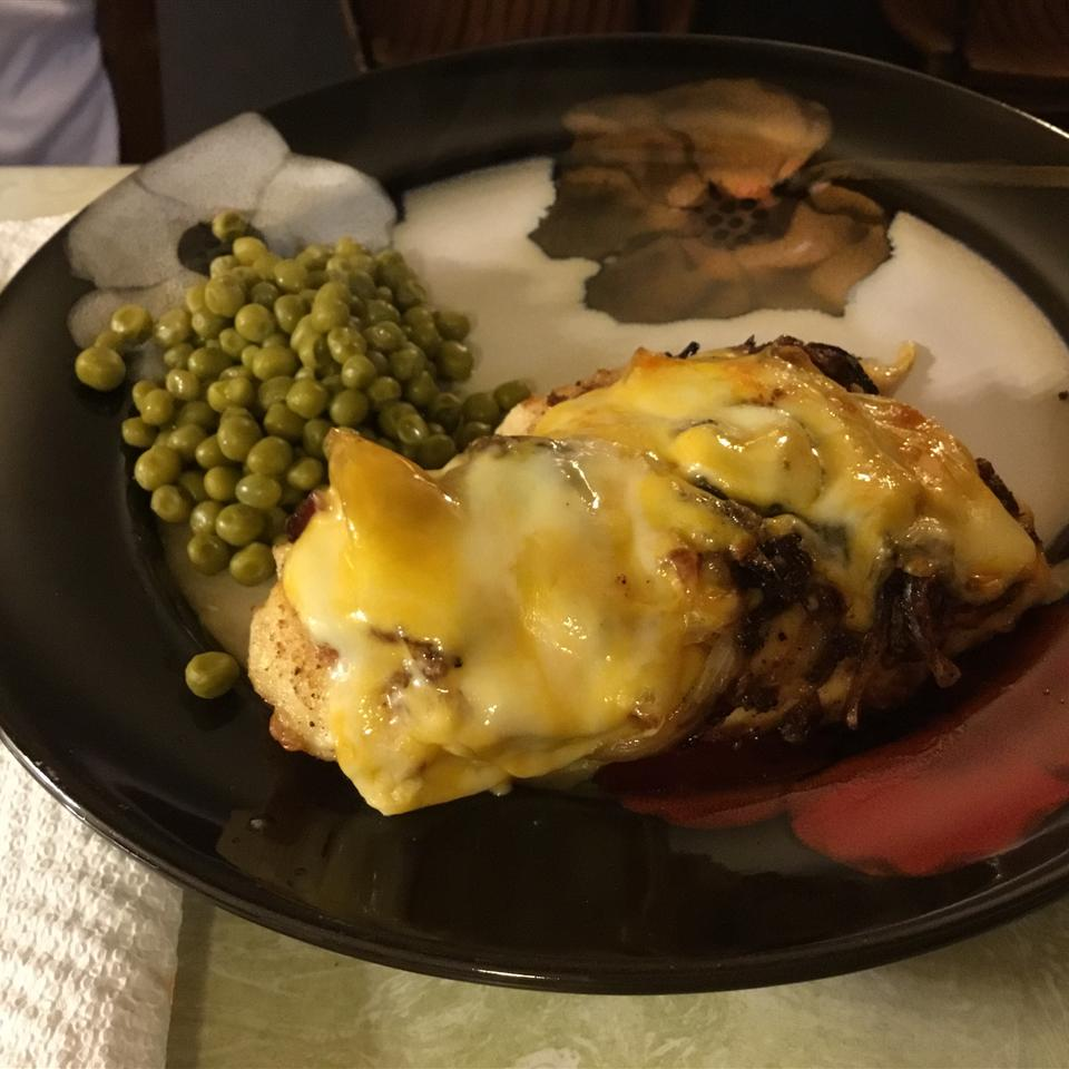 Easy Smothered Chicken Breasts Lori