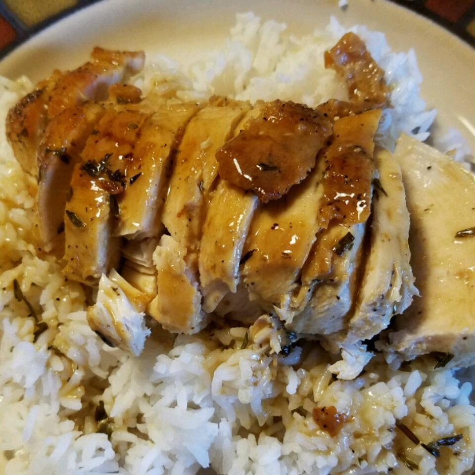 Pan-Roasted Chicken Breasts Sunnycal