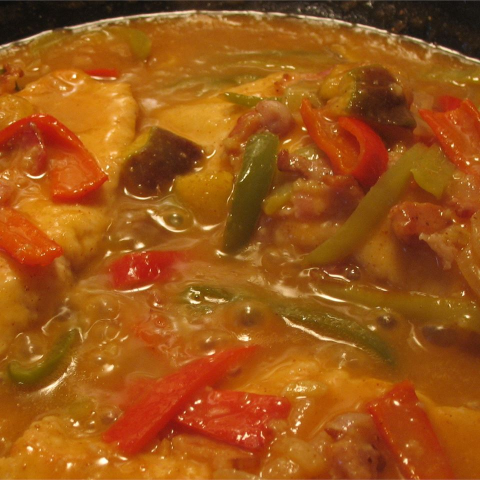 Viva Madrid Spanish Chicken njmom