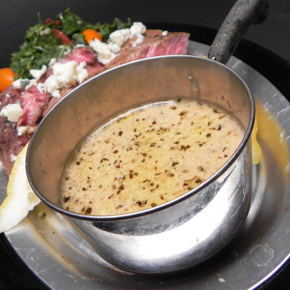 Sake Gorgonzola Sauce