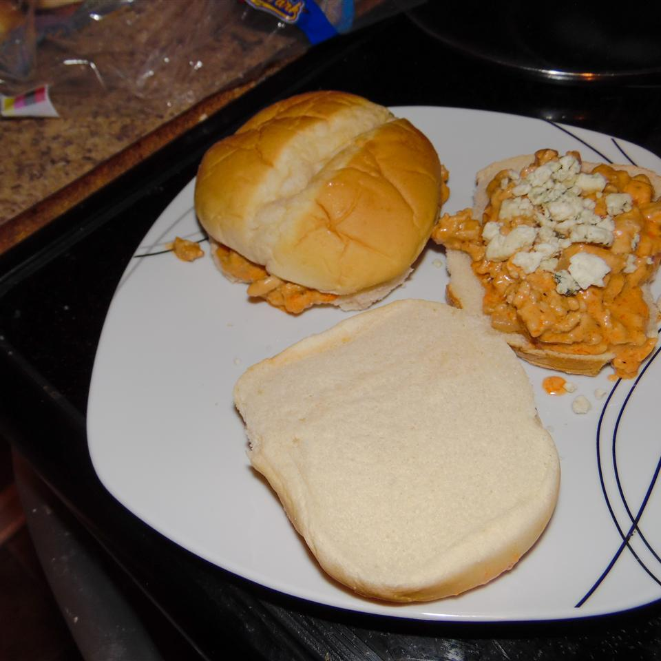 Buffalo Chicken Sloppy Joes Christina Reynolds
