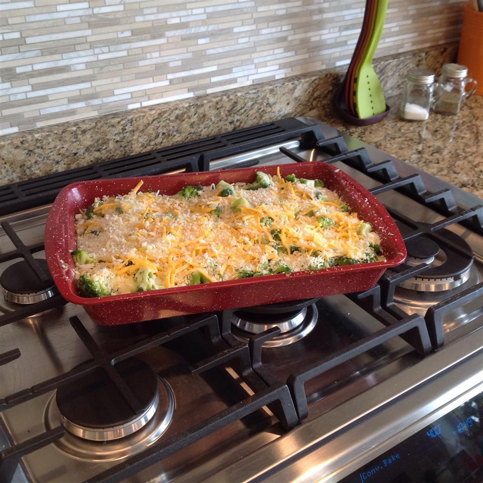Campbell's Kitchen Chicken Broccoli Divan OrangeBunny