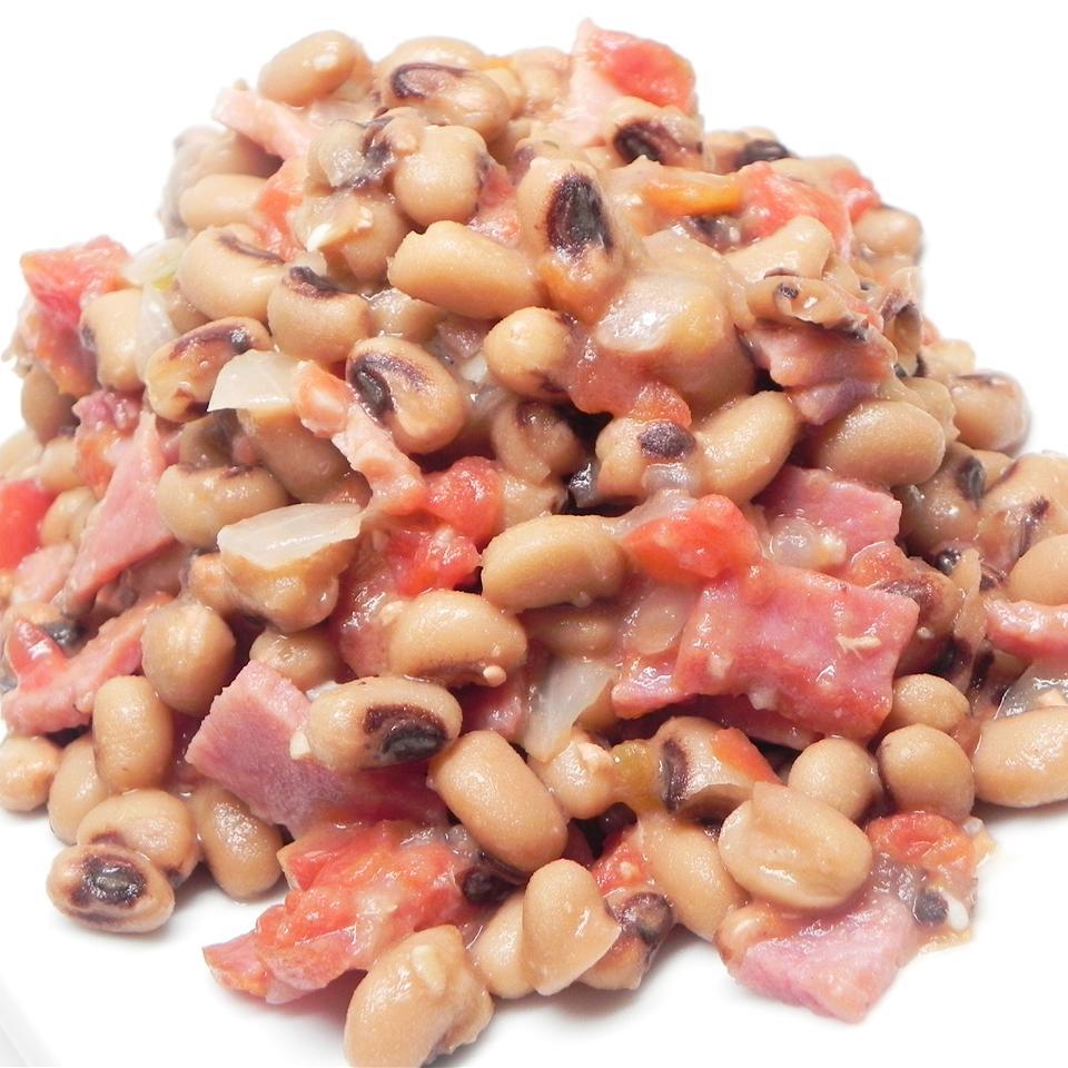Deborah's Slow Cooker Spicy Black Eyed Peas Magicalviolets