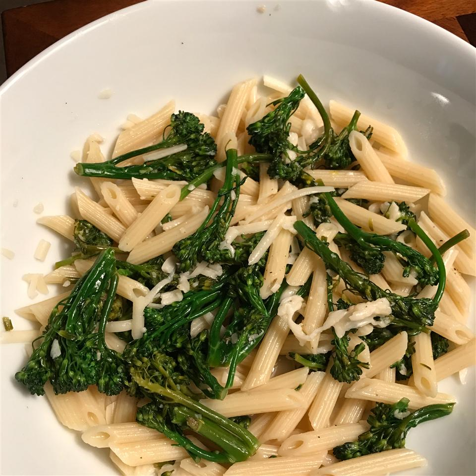 Broccoli with Rigatoni Tara