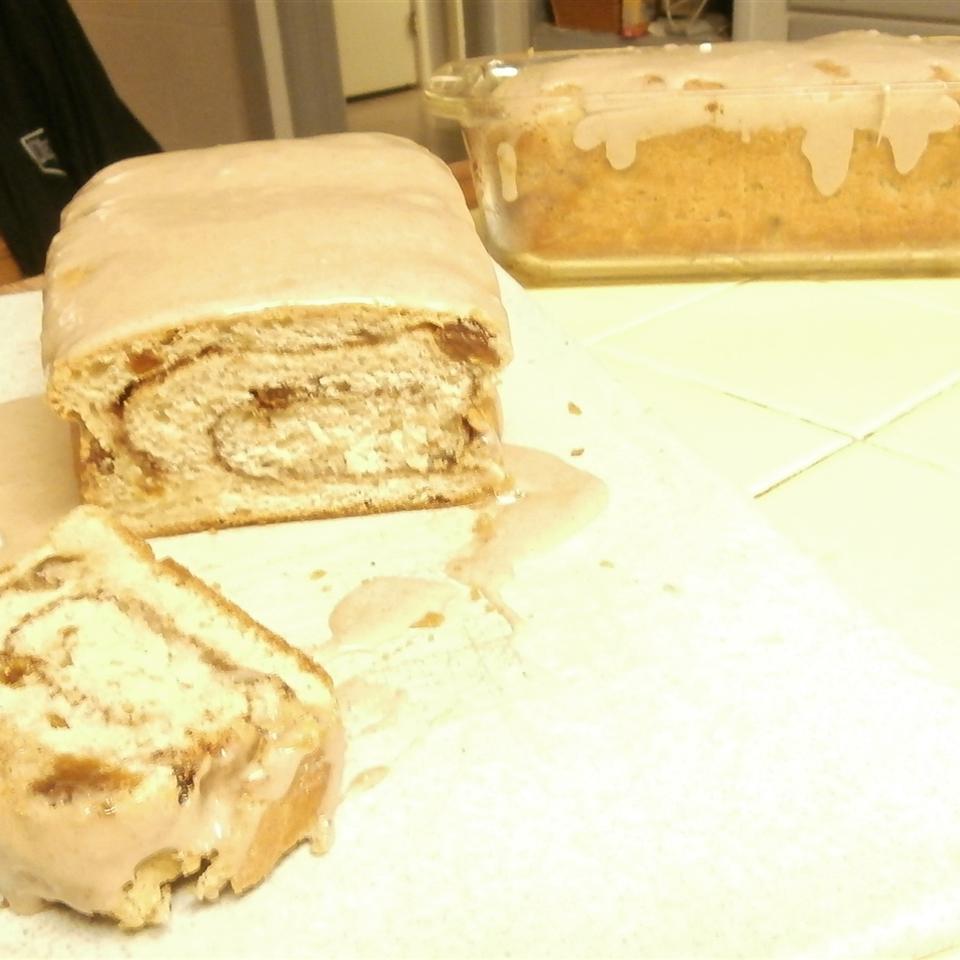 Cinnamon Raisin Swirl Bread Christina Lind