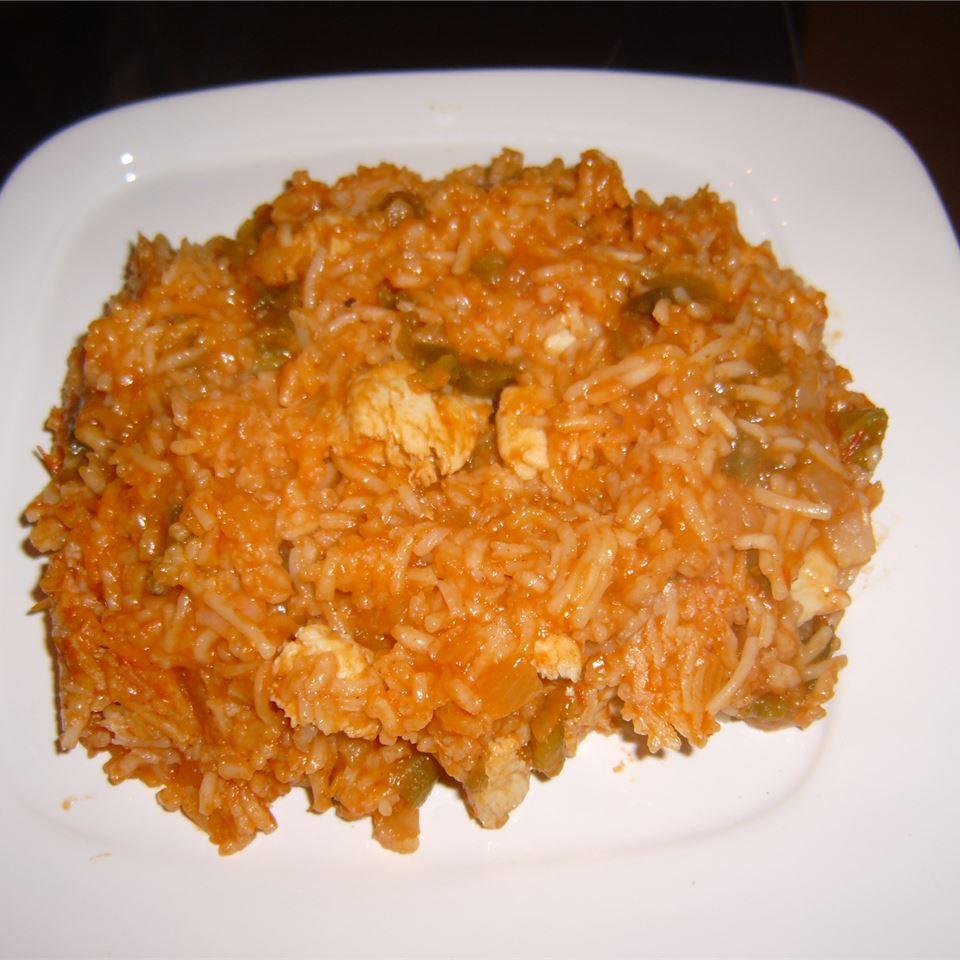 Spanish Rice Chicken I Liz
