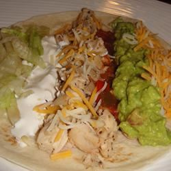 Lime Chicken Soft Tacos