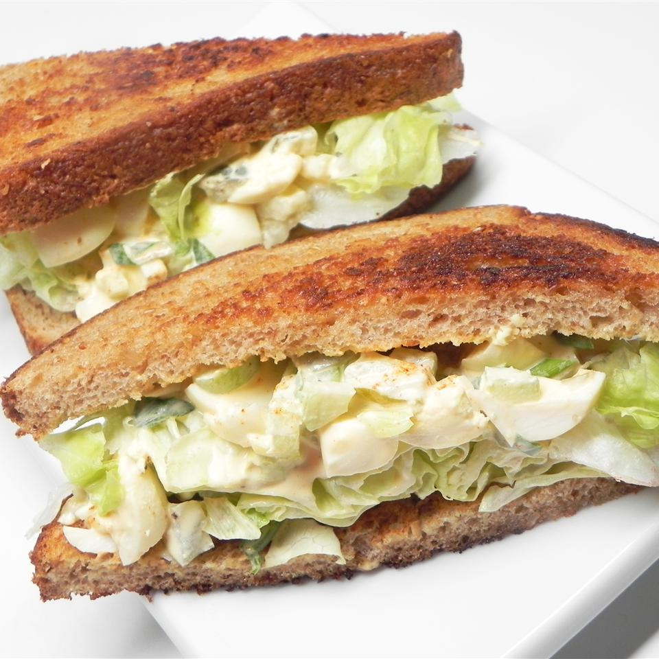 Pickled Egg Salad Sandwich Phoebe