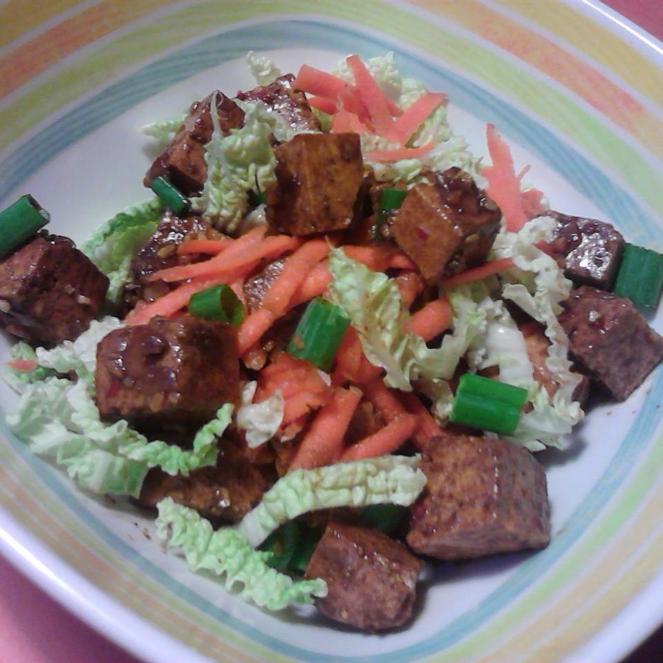 Tofu Salad TajLV