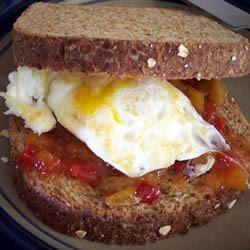 The Red Dwarf Sandwich Ellie