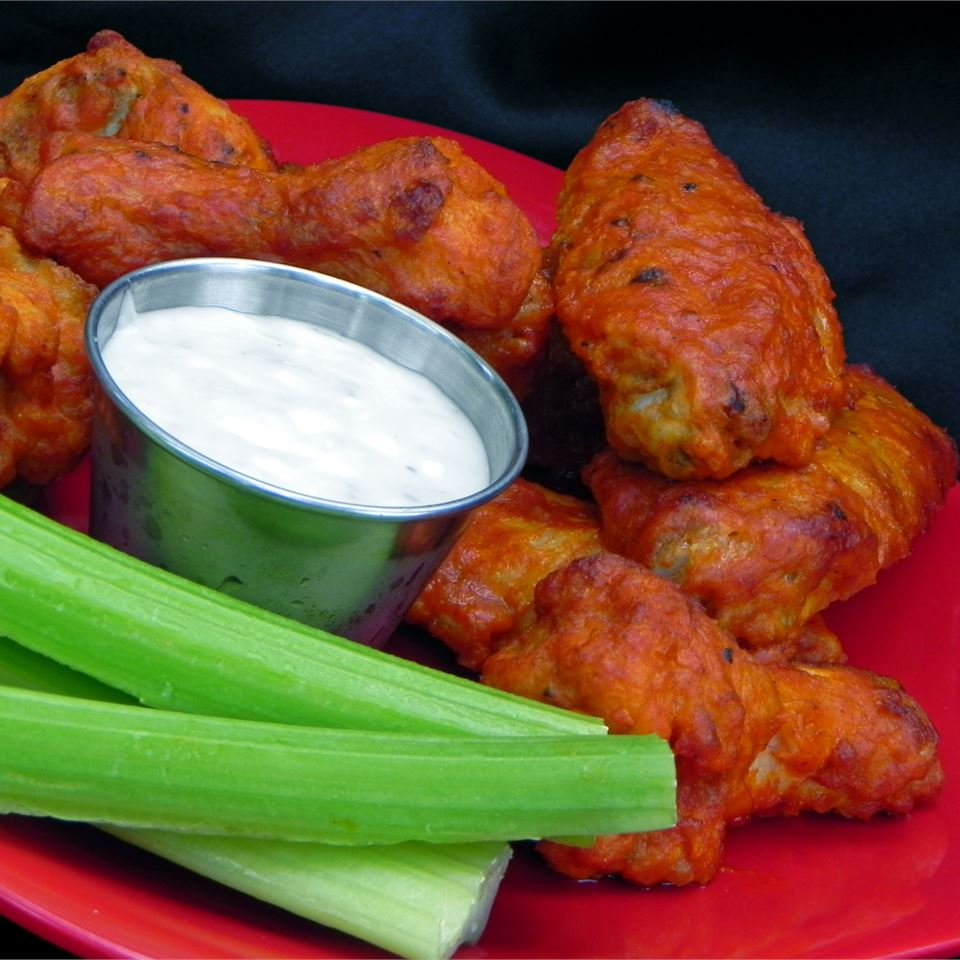 Restaurant-Style Buffalo Chicken Wings