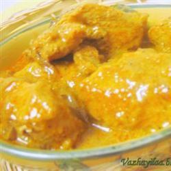 Thai Coconut-Chicken Curry