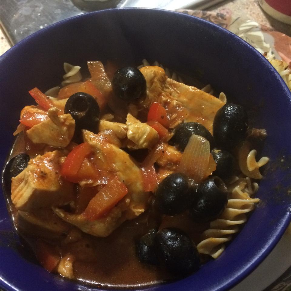 Easy Chicken Veracruz Classico
