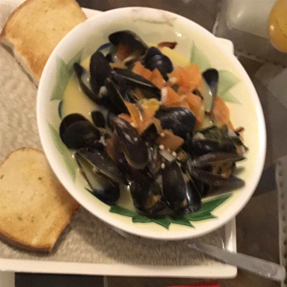 Amazing Mussels CHEFGEE$