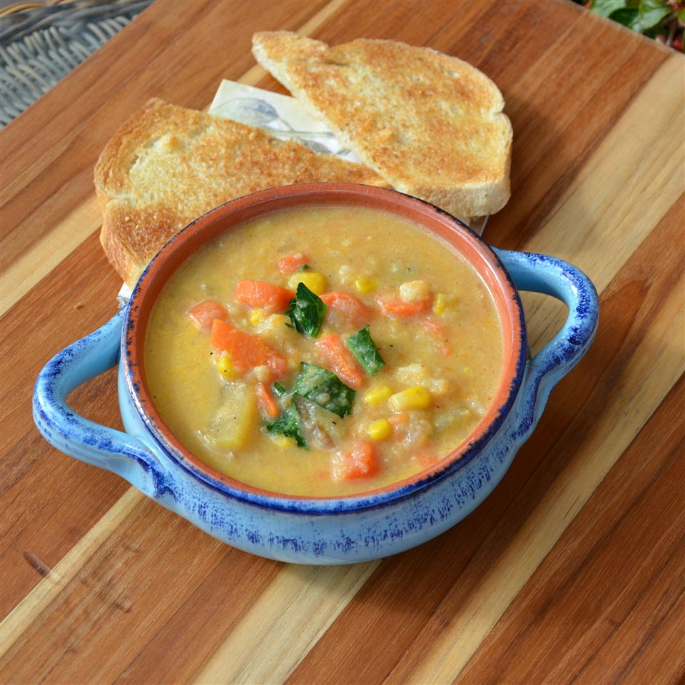 Harvest Potato Soup
