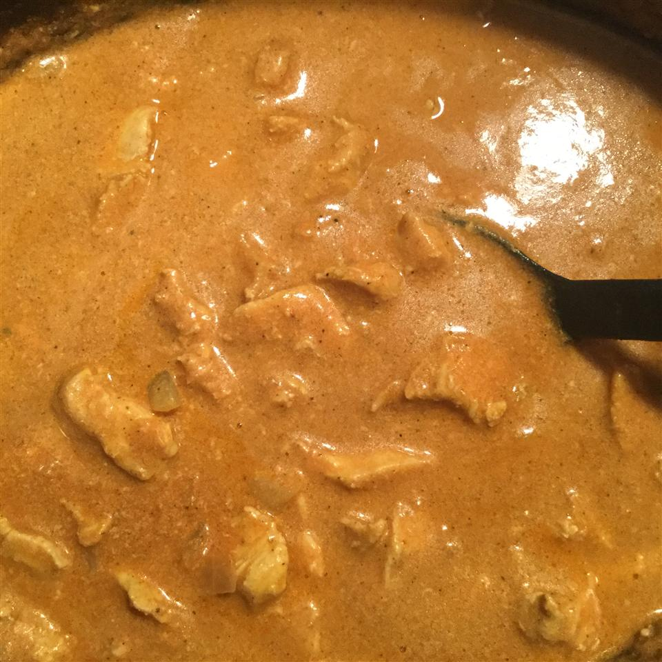 Slow Cooker Butter Chicken
