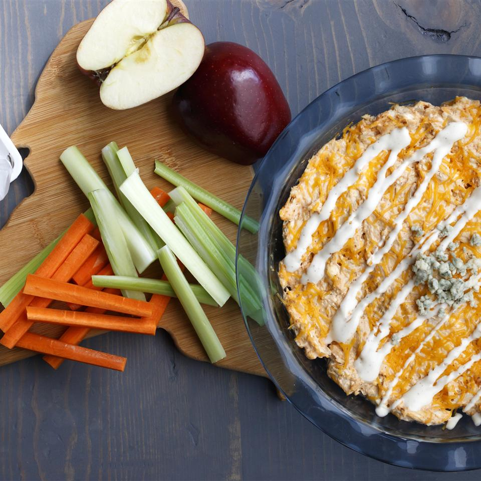 Buffalo Chicken Dip from McCormick(R) McCormick Spice
