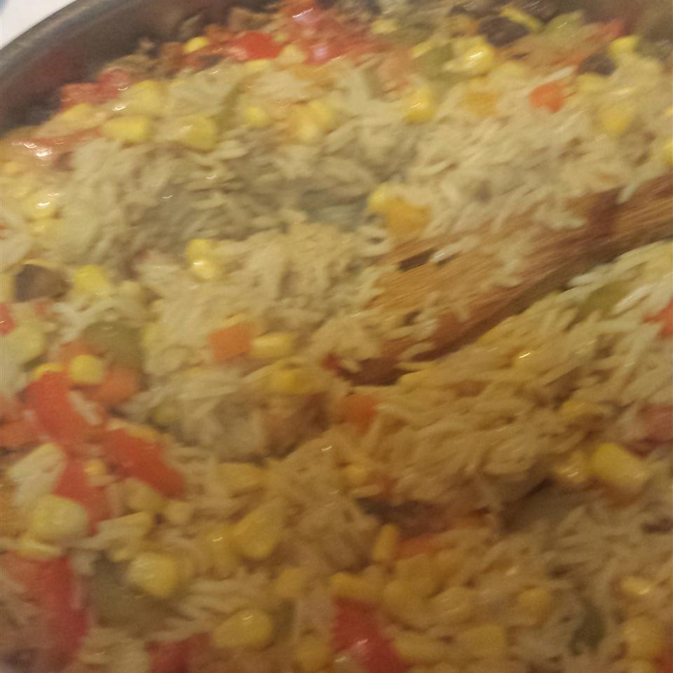 Awesome Rice Pilaf Leanne Elizabeth Pilon