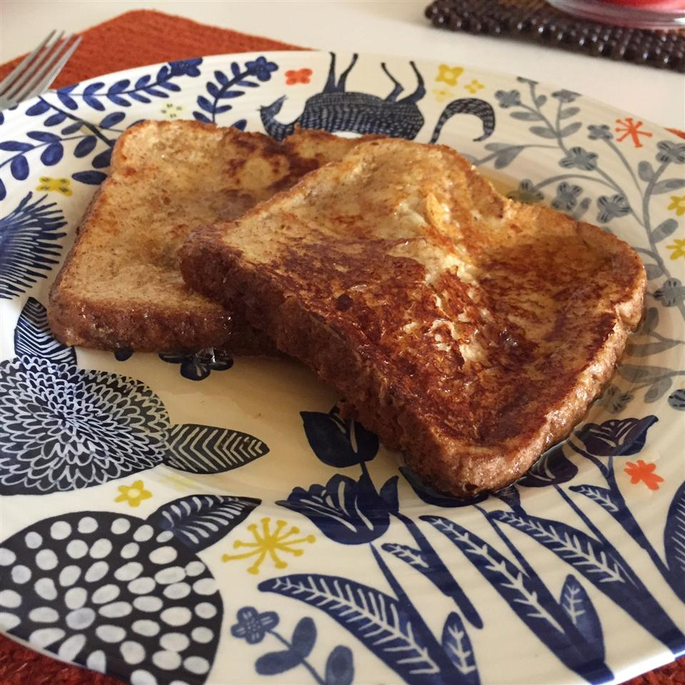 Buttermilk French Toast with Maple Syrup Whitney Shirley