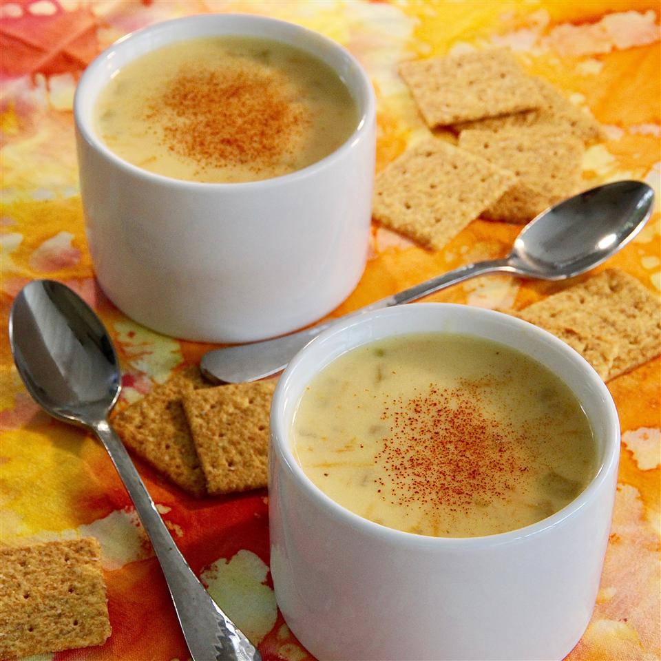 Yummy Cheese Soup