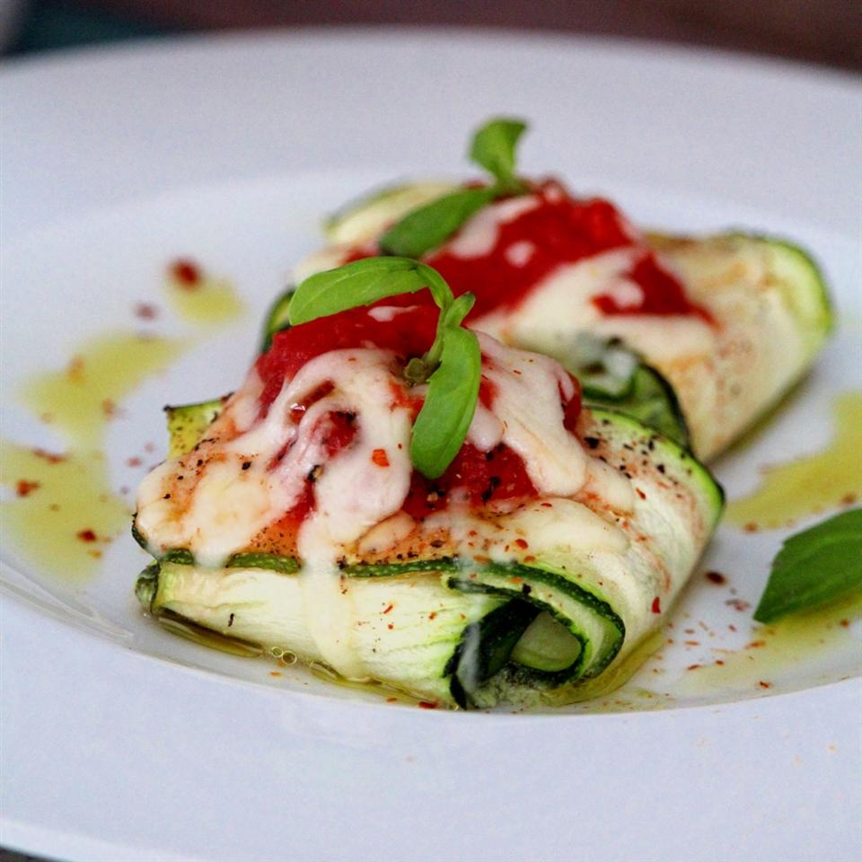Zavioli with Spinach and Ricotta - Printer Friendly