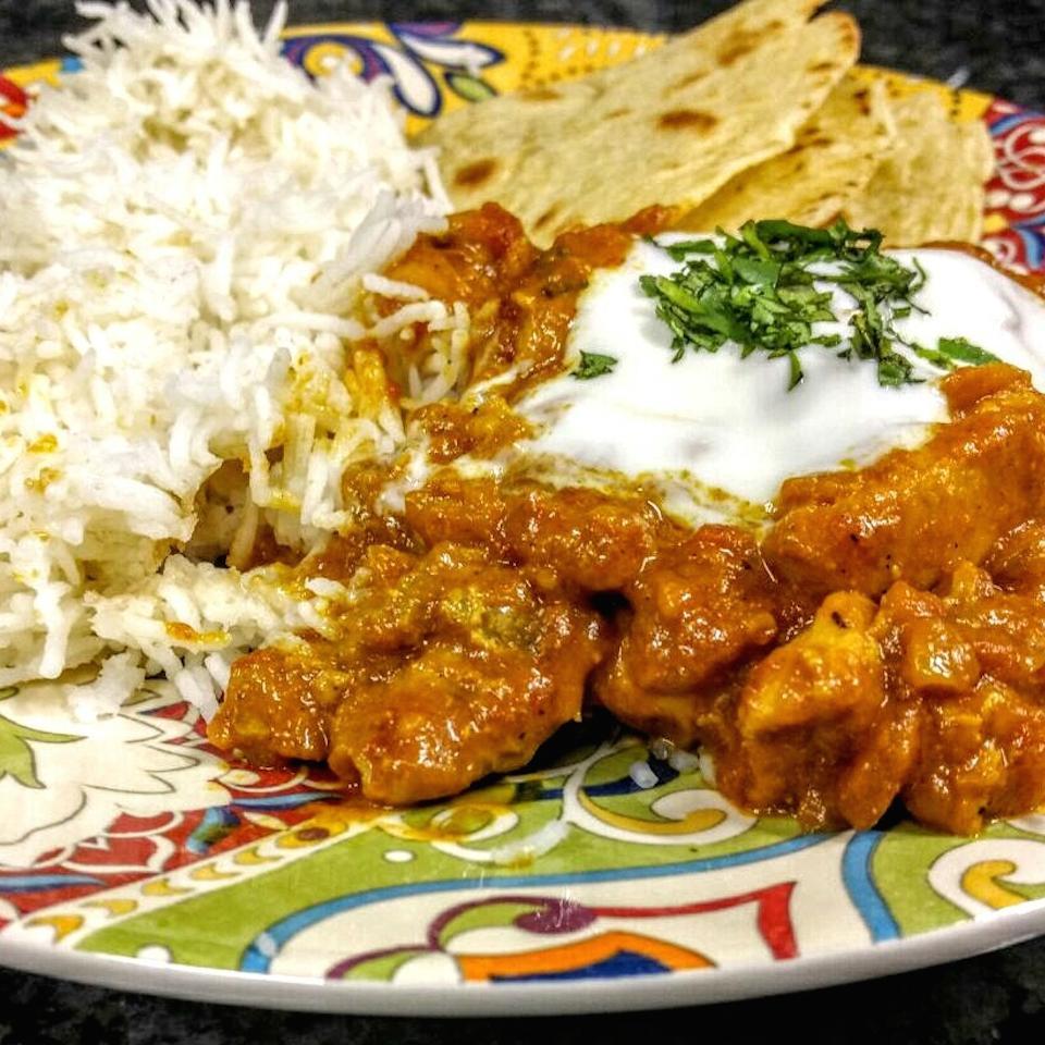 Indian Chicken Curry (Murgh Kari)_image