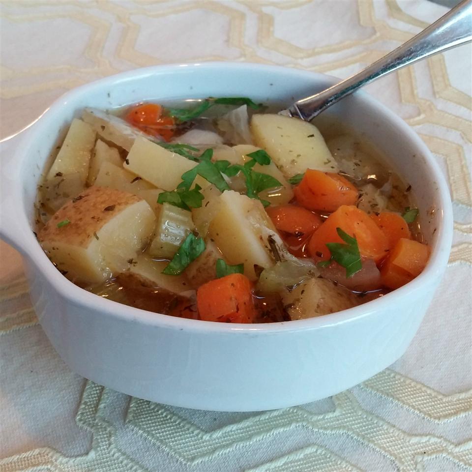 Sonte's Slow Cooker Potato Soup