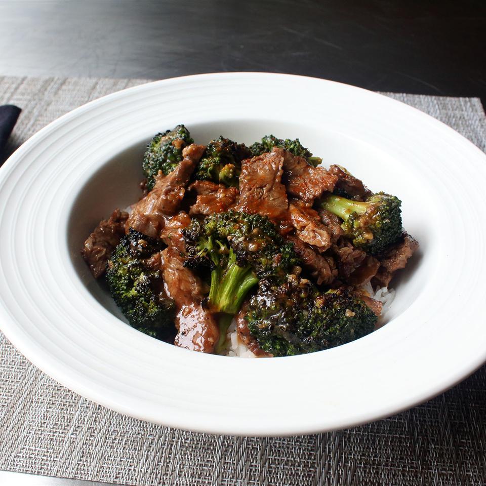 Charred Broccoli Beef Recipe