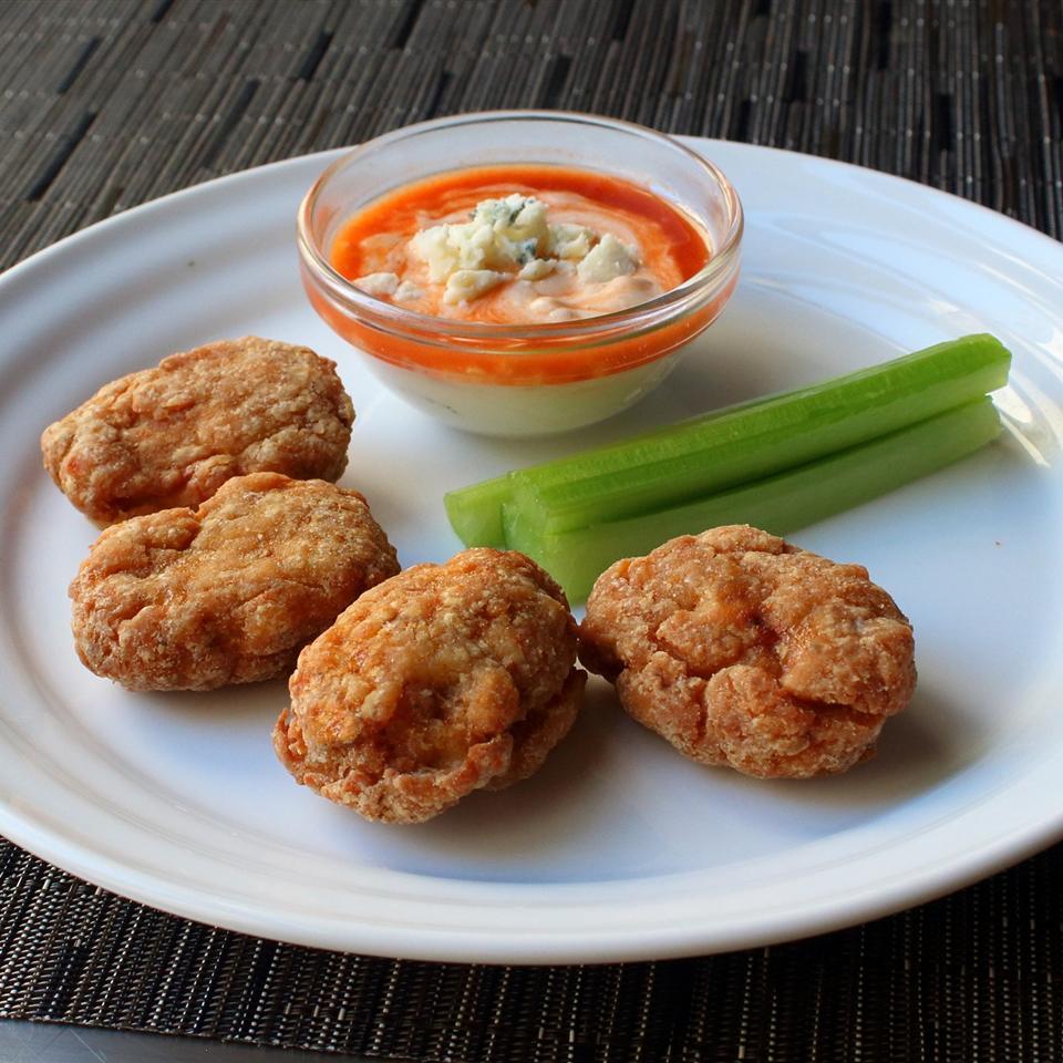 Chef John's Buffalo Chicken Nuggets Chef John