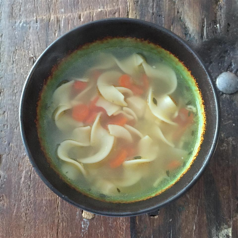 NO YOLKS(R) Chicken Noodle Soup