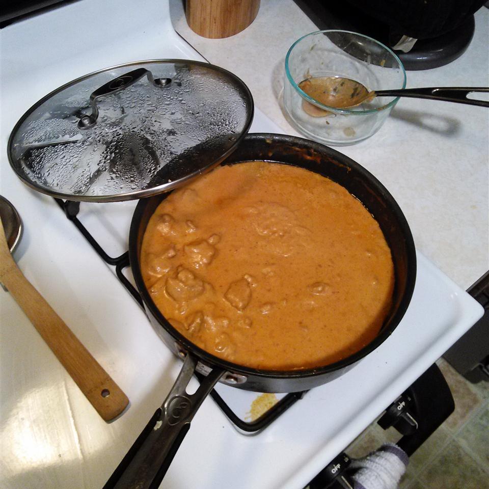 Indian Butter Chicken (Chicken Makhani) RFalgout