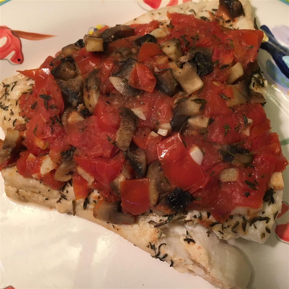 Red Snapper in Parchment Paper KarenPChappell