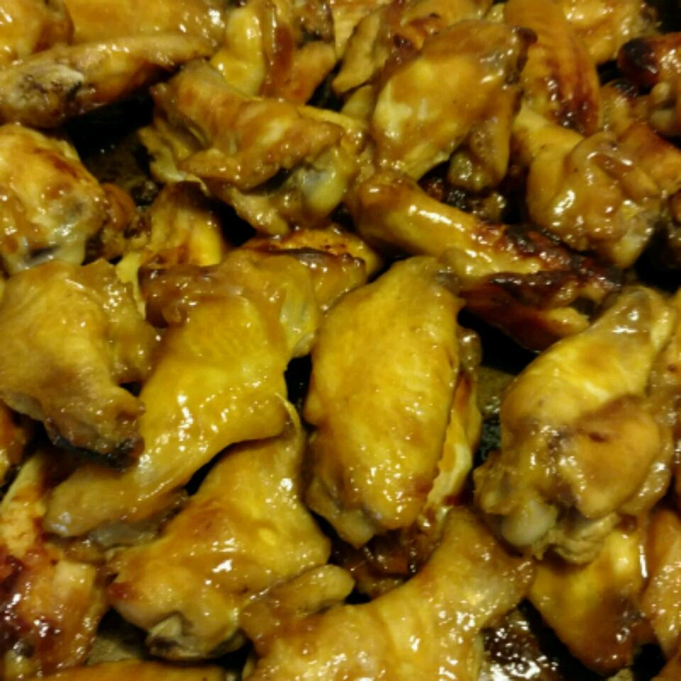 Amazing and Easy Chicken Wings