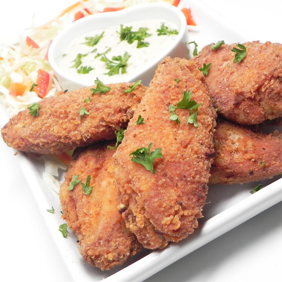 Restaurant-Style Fried Chicken