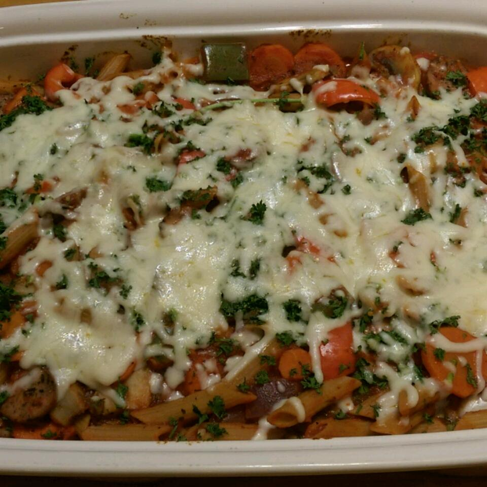Contadina(R) Garden Vegetable Pasta Bake Bocam