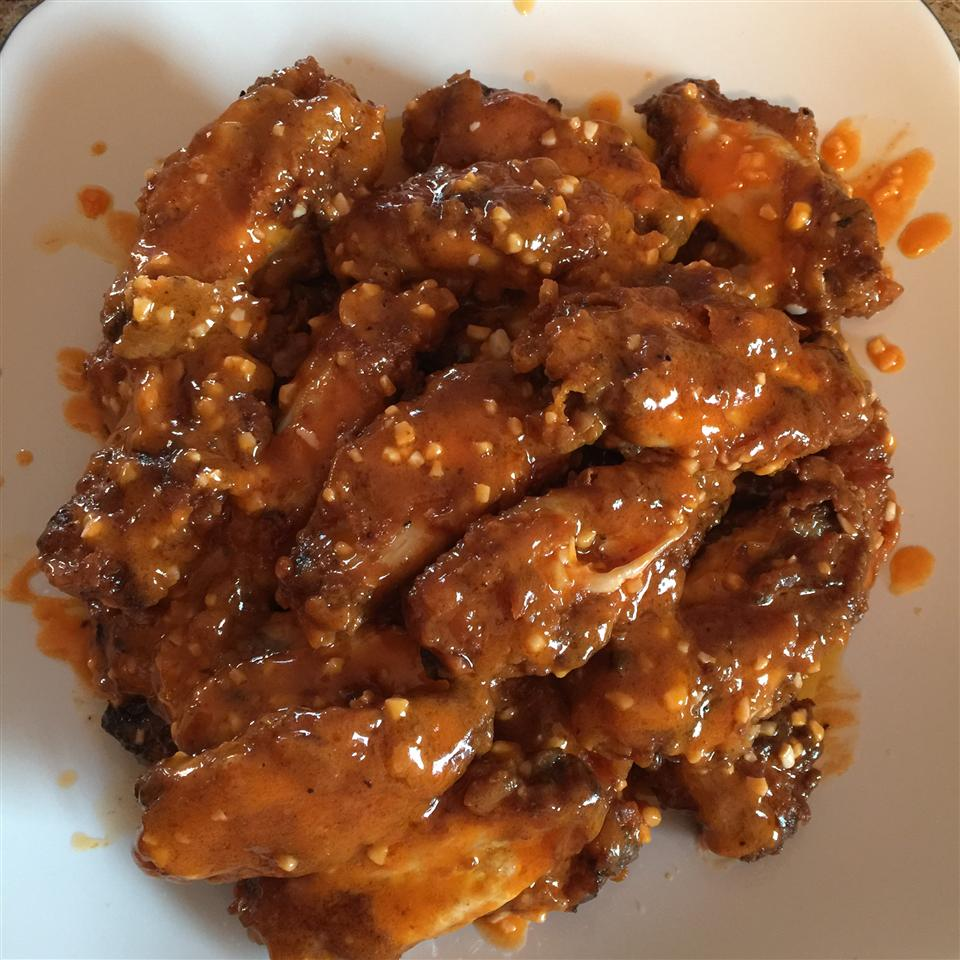 Jeri's Spicy Buffalo Wings